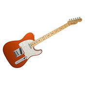 Fender American Elite Telecaster Maple Autumn Blaze Metallic