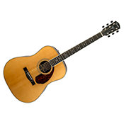 Fender Paramount PM-1 Deluxe Dreadnought Natural Vintage Tint