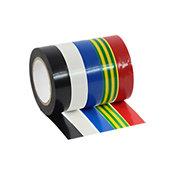 Plugger PVC Tape Color Pack 10 mètres