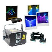 BoomTone DJKUB 1500 RGB Pack 2