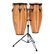 Latin Percussion Aspire Wood Conga Set Jamjuree LPA646-SW