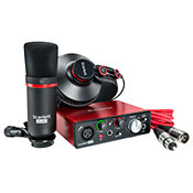 FocusriteScarlett2 Solo Studio Pack 2nd Generation