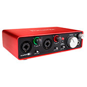 Focusrite Scarlett2 2i2 2nd Generation