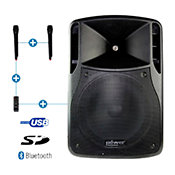Power Acoustics Moovy 15
