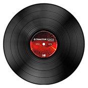 Native InstrumentsTraktor Vinyl Black Version MK1