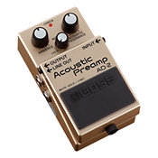 BossAD-2 Acoustic Preamp