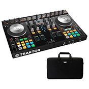 Native Instruments Kontrol S4 MKII + Bag U 8302