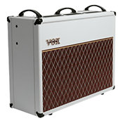 Vox AC30C2 Limited Edition White Bronco