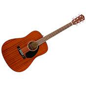 Fender CD-60S All-Mahogany