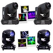 EvoliteEvo Spot 60 - Beam 1R Bundle