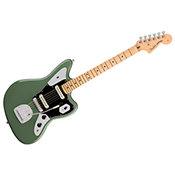 FenderAmerican Pro Jaguar Antique Olive + Etui