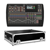 Behringer X32 + Flight Case
