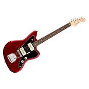 FenderAmerican Pro Jazzmaster Candy Apple Red RW + Etui