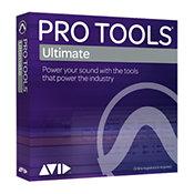 AVIDPro Tools Ultimate (boîte)