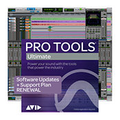 AVIDPro Tools Ultimate Renouvellement
