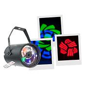 IbizaGobo RGBW 12W
