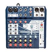 SoundCraftNOTEPAD-8FX