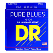 DR StringsPURE BLUES 45-105