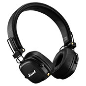 MarshallMajor III Bluetooth Black