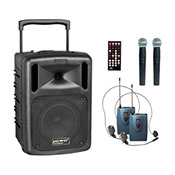 Power AcousticsBE 9610 UHF PT ABS