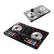 Pioneer DJ DDJ SR 2 + Decksaver DS DDJ RR/SR2