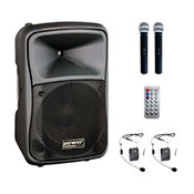 Power AcousticsBE 9700 UHF PT MEDIA