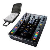Native InstrumentsKontrol Z2 + CTRL Case Battle Mixer