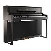 RolandLX-705 Charcoal Black