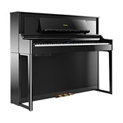 RolandLX-706 Polished Ebony