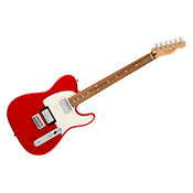 FenderPlayer Telecaster HH PF Sonic Red