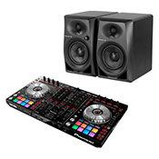 Pioneer DJPack DDJ SX2 + DM40