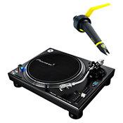 Pioneer DJPack PLX 1000 + Cellule MK2 Club