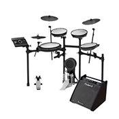 RolandTD-17KV V-Drums + Retour PM-200