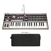 KorgMicroKorg + DJ-GB-1 Gig Bag