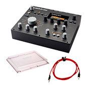 ElektronAnalog Heat + capot Protective Lid PL-2s + Câble Custom USB 1,6 m