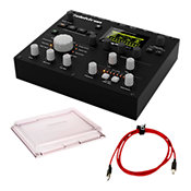 ElektronAnalog Heat MKII + capot Protective Lid PL-2s + Cable Custom USB 1,6 m