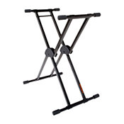 RolandKS-20X Double Keyboard Stand