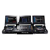 Pioneer DJPack 2x CDJ-TOUR1 + 1x DJM-TOUR1