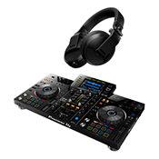 Pioneer DJXDJ RX2 + HDJ X5 BT K pack