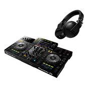Pioneer DJXDJ-RR + HDJ-X5 B K Pack