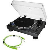 Audio TechnicaAT-LP140XP-BK + Câble NEO by Oyaïde 3m