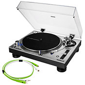 Audio TechnicaAT-LP140XP-SV + Câble NEO by Oyaïde 3m