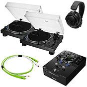 Audio TechnicaAT-LP140XP-BK Pack Deluxe