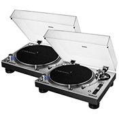 Audio TechnicaAT-LP140XP-SV (La paire)