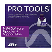 AVIDPro Tools licence rétablissement de support et updates