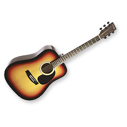 guitare acoustique stagg