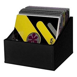 Bac Vinyle 110 Noir