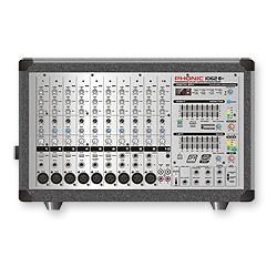 Powpod 1062 plus console de mixage amplifi e phonic - Console de mixage amplifiee ...