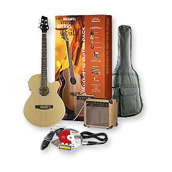 STAGG SW206N TU PACK - Packs Guitare
