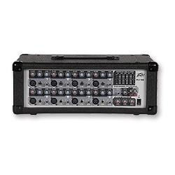Pvi 8b console de mixage amplifi e peavey - Console de mixage amplifiee ...